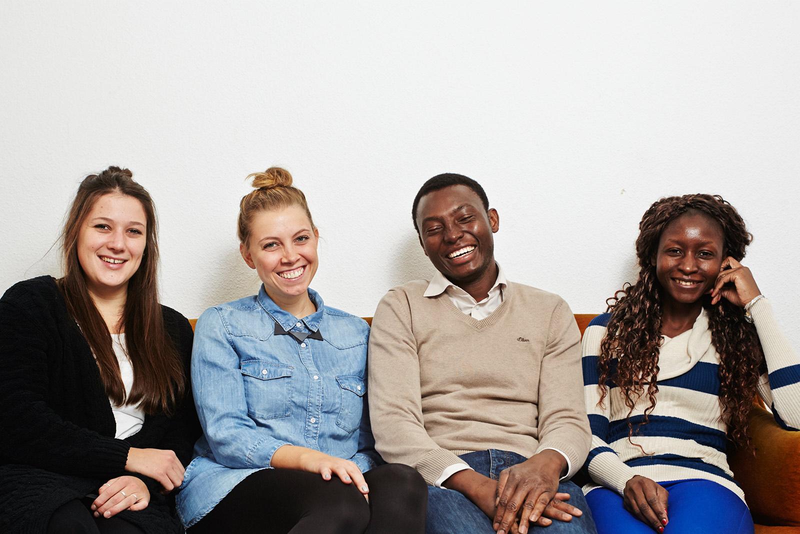 Team der Schule für Sahel